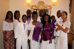 Pastor John Danquah and Family