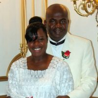 Brother William and Sister Hilma Sarba - Deacon